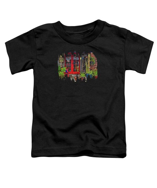Beach House Flora Toddler T-Shirt