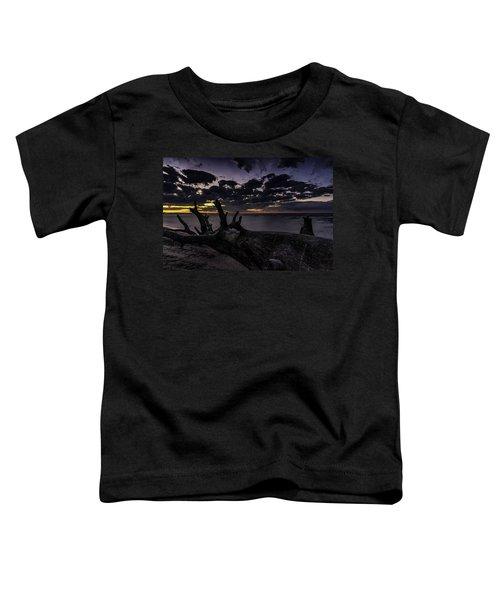Beach Wood Toddler T-Shirt