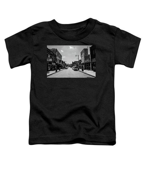 Beale Street Basics Toddler T-Shirt