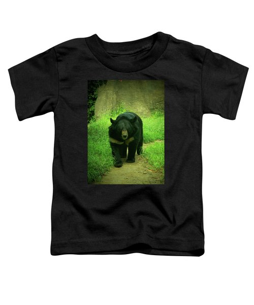 Bear On The Prowl Toddler T-Shirt