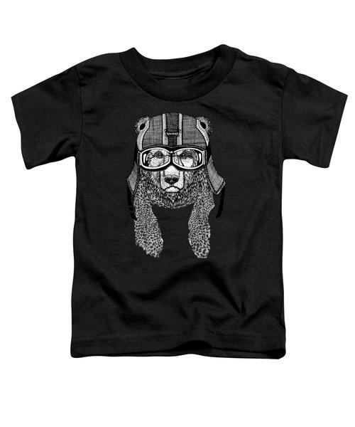 Bear Rider Toddler T-Shirt