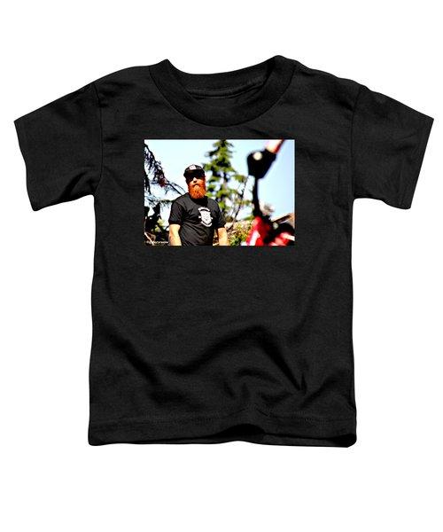 Bearclaw Fire Toddler T-Shirt