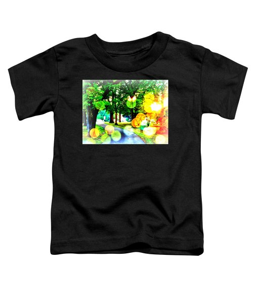 Beautiful Day For A Walk Toddler T-Shirt