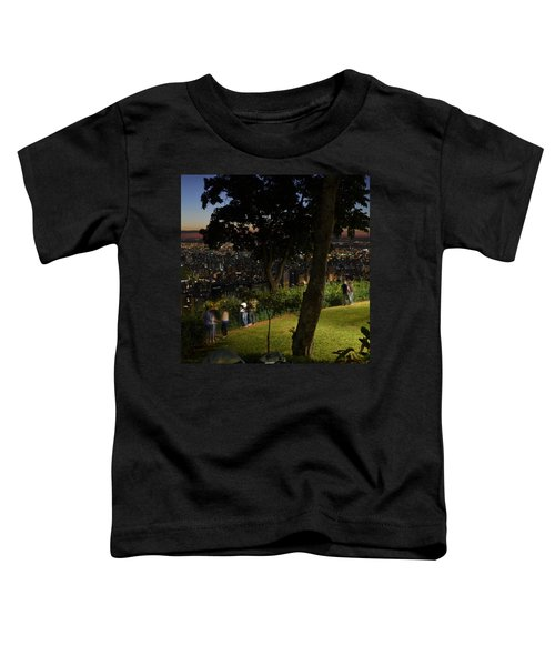 Beautiful Location In Bh #vistapoint Toddler T-Shirt