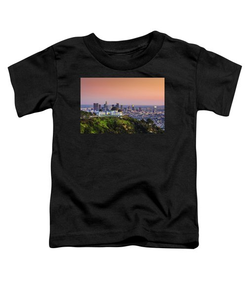 Beauty On The Hill Toddler T-Shirt