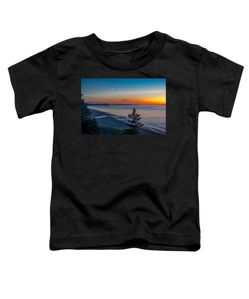 Beaver Creek Sunset Toddler T-Shirt