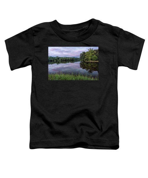 Beaver Lake Reflections Toddler T-Shirt