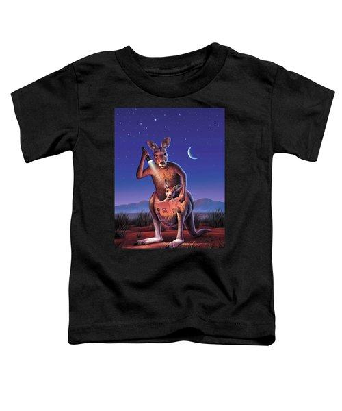 Bedtime For Joey Toddler T-Shirt