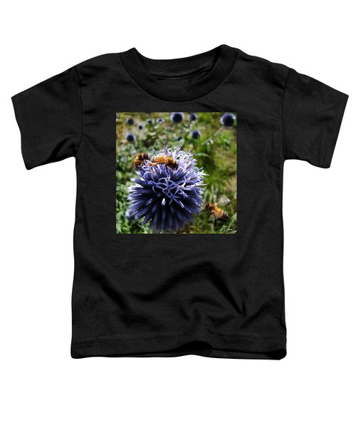 Bee Circles Toddler T-Shirt