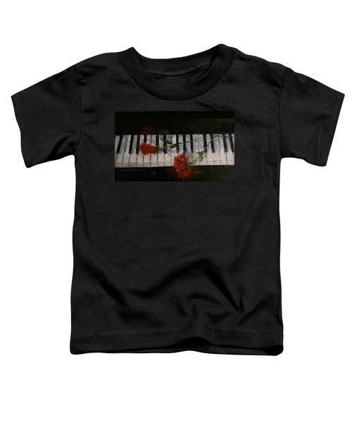 Before The Concert Toddler T-Shirt