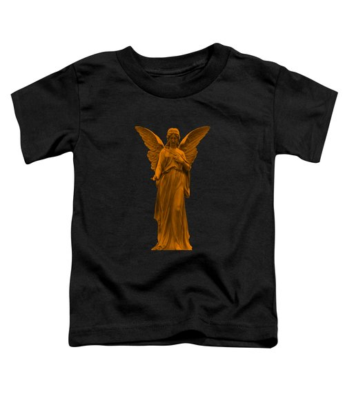 Behold I Send An Angel Before Thee Toddler T-Shirt