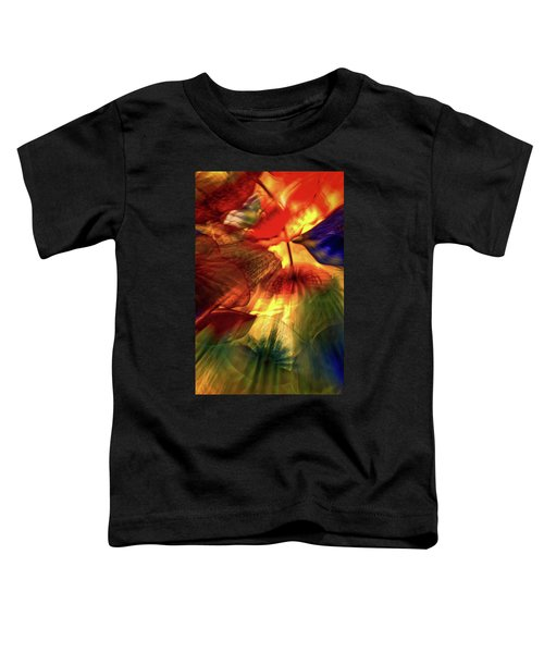 Bellagio Ceiling Sculpture Abstract Toddler T-Shirt