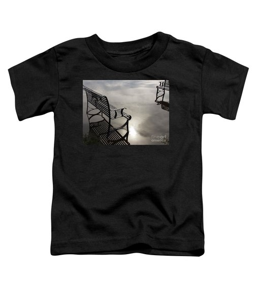 Bench In The Clouds Toddler T-Shirt