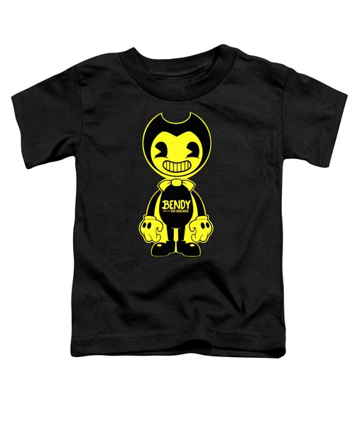 Bendy And The Ink Machine Toddler T-Shirt
