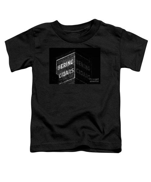 Bering Cigar Factory Toddler T-Shirt