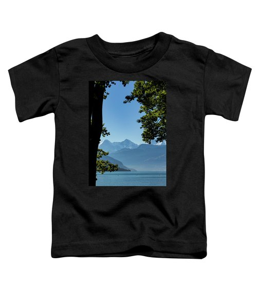 Bernese Oberland Toddler T-Shirt