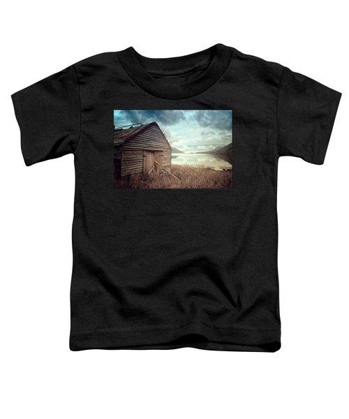 Beside The Lake Toddler T-Shirt