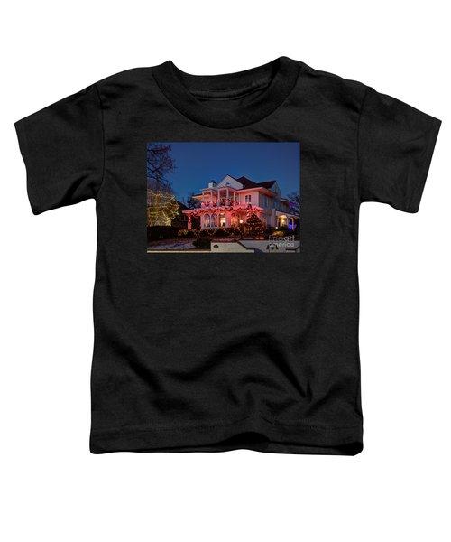 Best Christmas Lights Lake Of The Isles Minneapolis II Toddler T-Shirt
