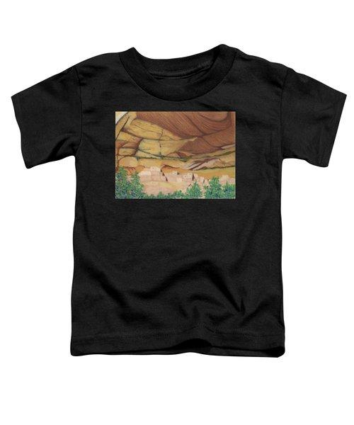 Betatakin Cliffdwellers Toddler T-Shirt