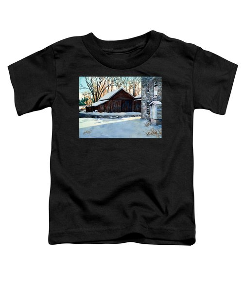 Better Days Toddler T-Shirt