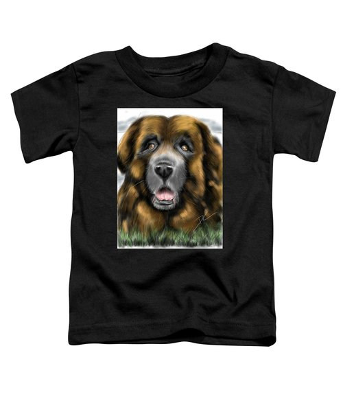Big Dog Toddler T-Shirt