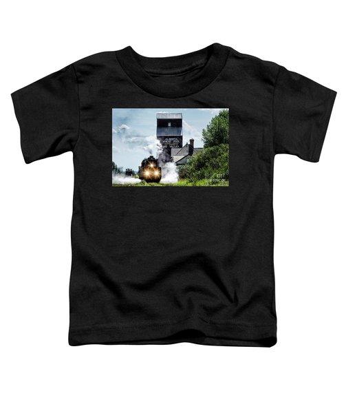 Big Valley Steam Toddler T-Shirt