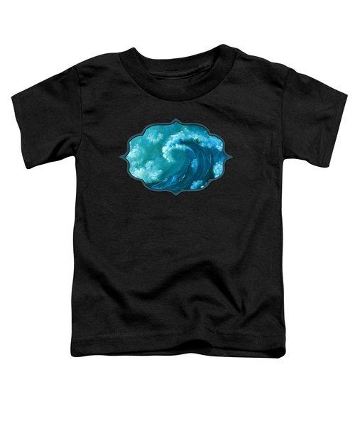 Big Wave Toddler T-Shirt