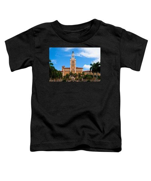 Biltmore Hotel Toddler T-Shirt