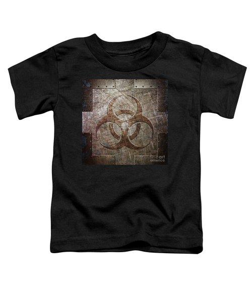 Bio Hazard Toddler T-Shirt