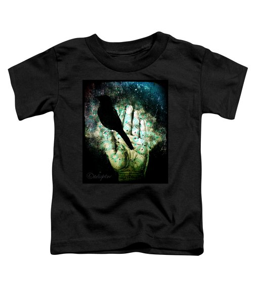 Bird In Hand Toddler T-Shirt