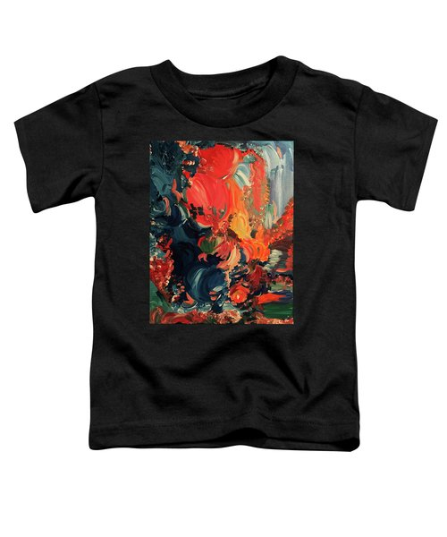 Birds And Creatures Of Paradise Toddler T-Shirt