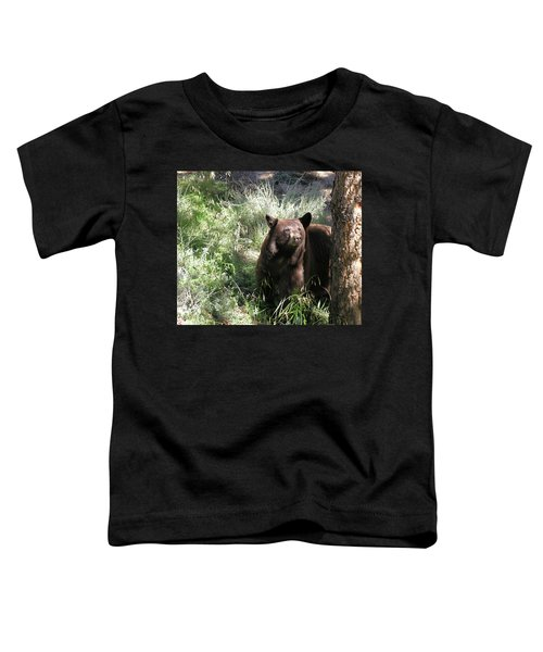 Blackbear3 Toddler T-Shirt