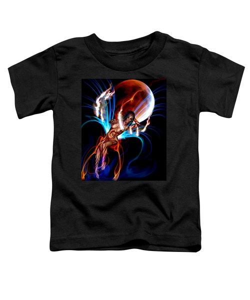 Blazing Eclipse Toddler T-Shirt