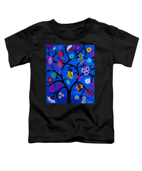 Blessed Tree Of Life Toddler T-Shirt