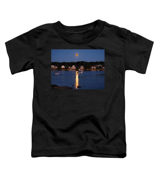Blood Moon Toddler T-Shirt
