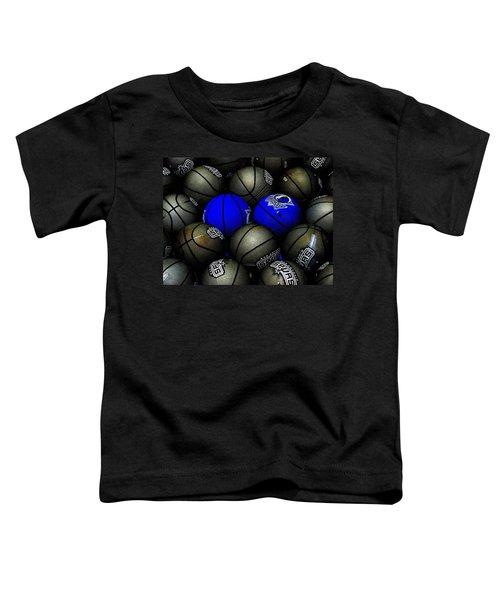 Blue Balls Toddler T-Shirt