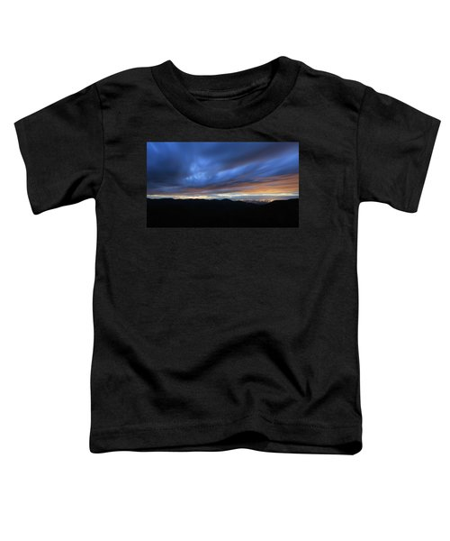 Blue Hour In Shenandoah Toddler T-Shirt