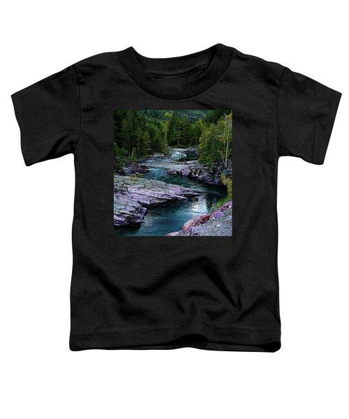 Blue River Toddler T-Shirt