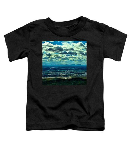 Blues In Nature  Toddler T-Shirt