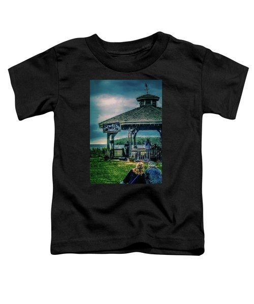 Blues On The Bay Toddler T-Shirt
