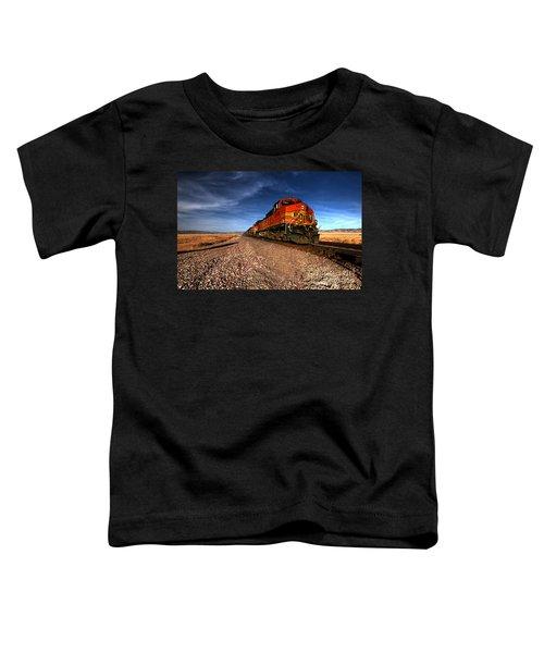 Bnsf Freight  Toddler T-Shirt