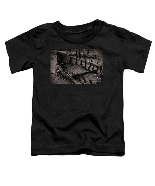 Boat Remains Toddler T-Shirt