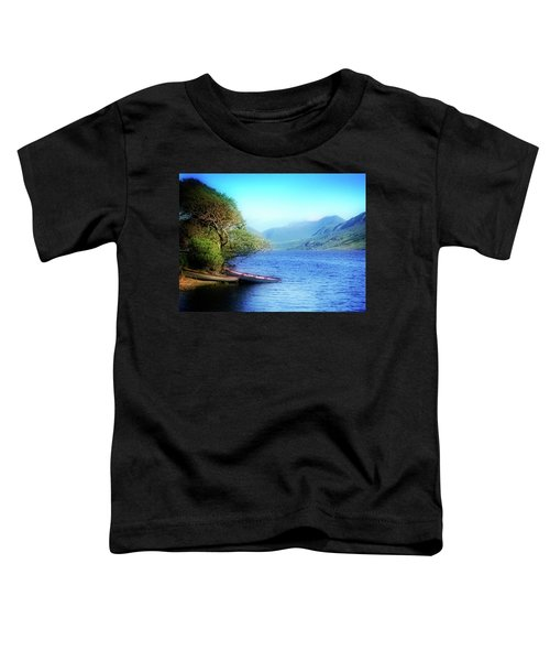 Boats At Rest Toddler T-Shirt