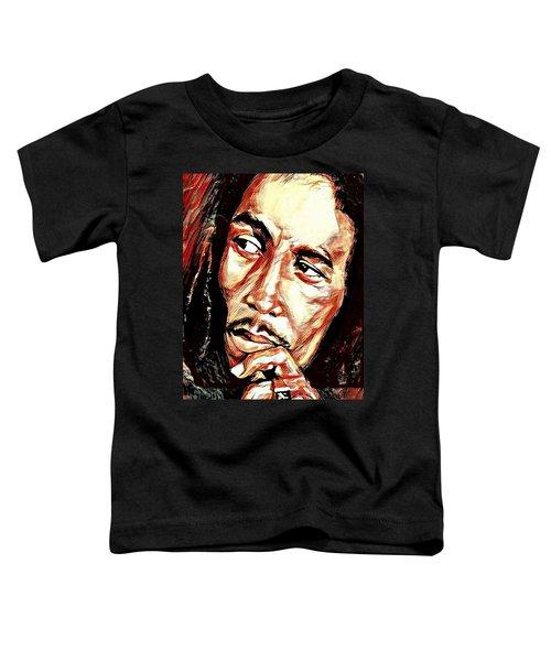 Bob Marley Toddler T-Shirt
