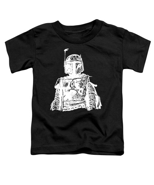 Boba Fett Tee Toddler T-Shirt