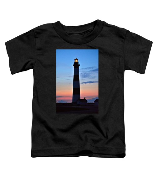 Bodie Lighthouse 7/18/16 Toddler T-Shirt