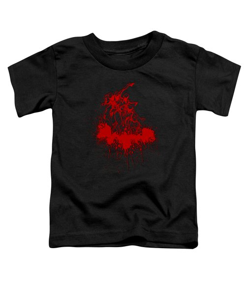 Body In Space Toddler T-Shirt