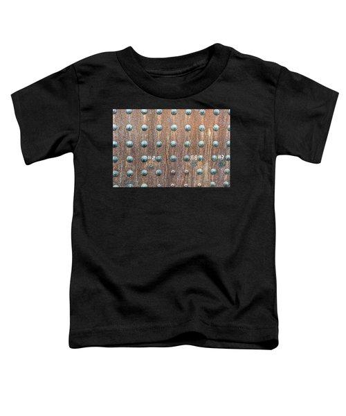 Boiler Rivets Toddler T-Shirt