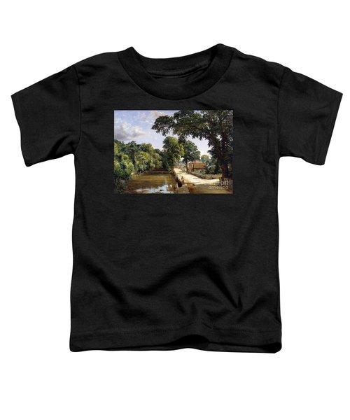 Bonchurch Isle Of Wight Toddler T-Shirt