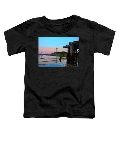 Border Lights Toddler T-Shirt